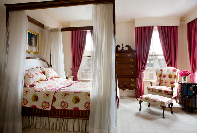 Commonwealth Avenue Luxury Residence traditional-bedroom