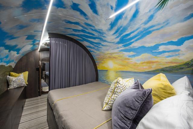 Impactofdesign master bedroom of the future stylish for Future bedroom ideas
