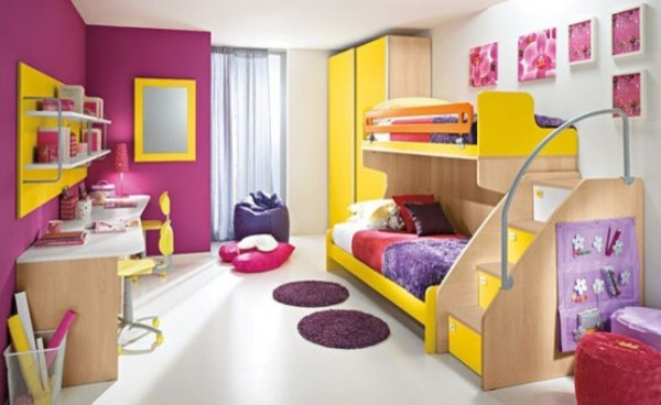 Complementary Color Room Themes