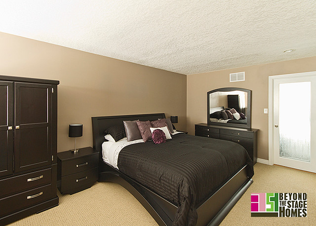 Condo Redesign Project transitional-bedroom