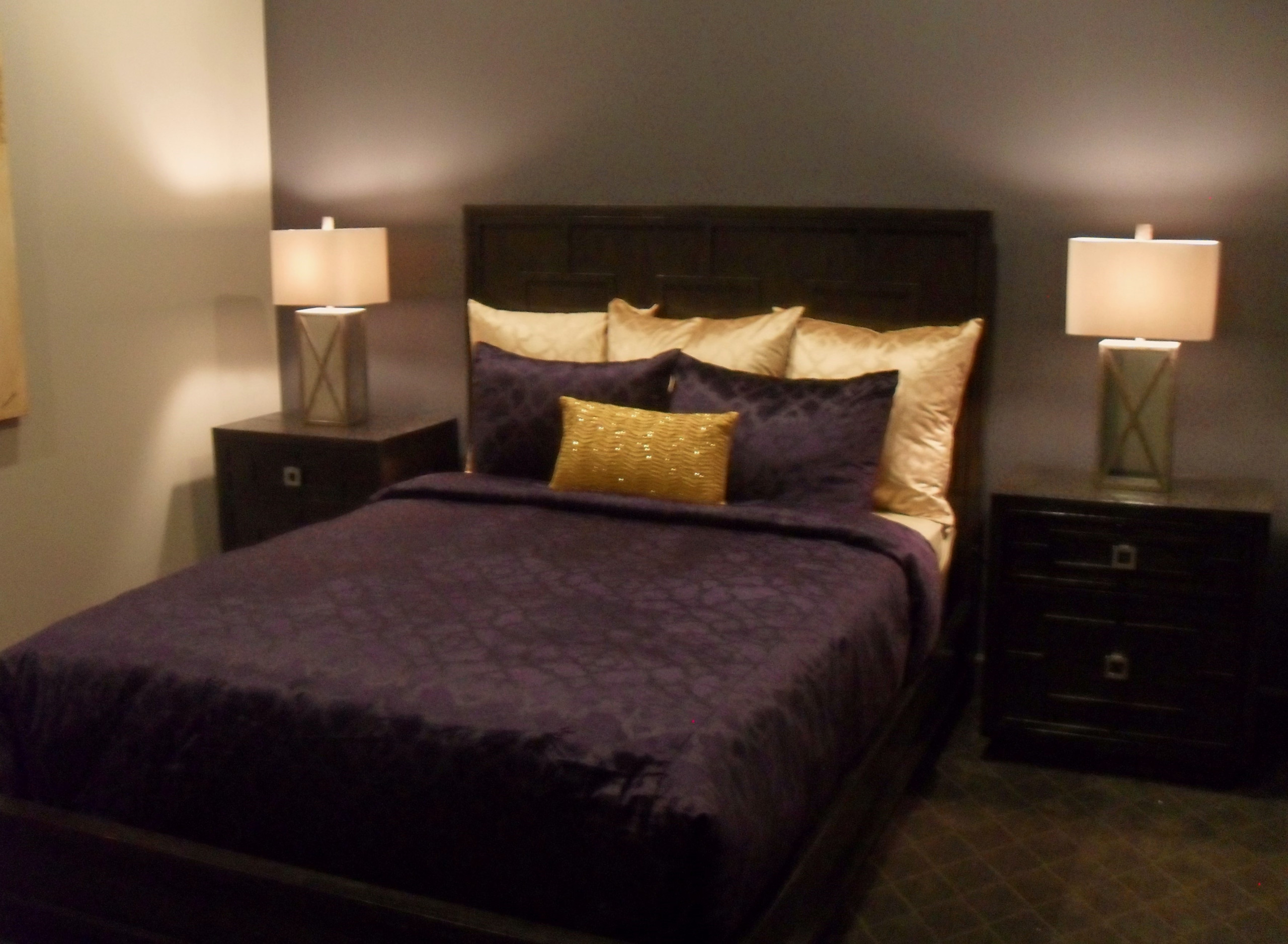 Connect One Showroom - Master Bedroom