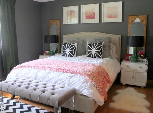 327068 0 8 3458 eclectic bedroom Elegant 8 Gray Bedrooms Designs