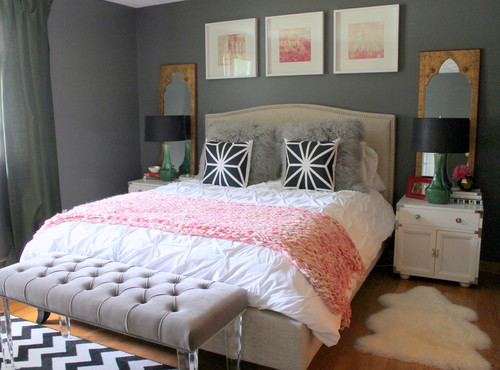 eclectic bedroom inspiration photos - home design laboratory