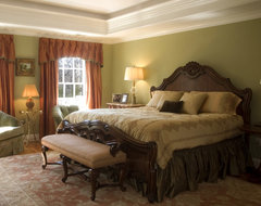 Connie Cooper Designs traditional-bedroom