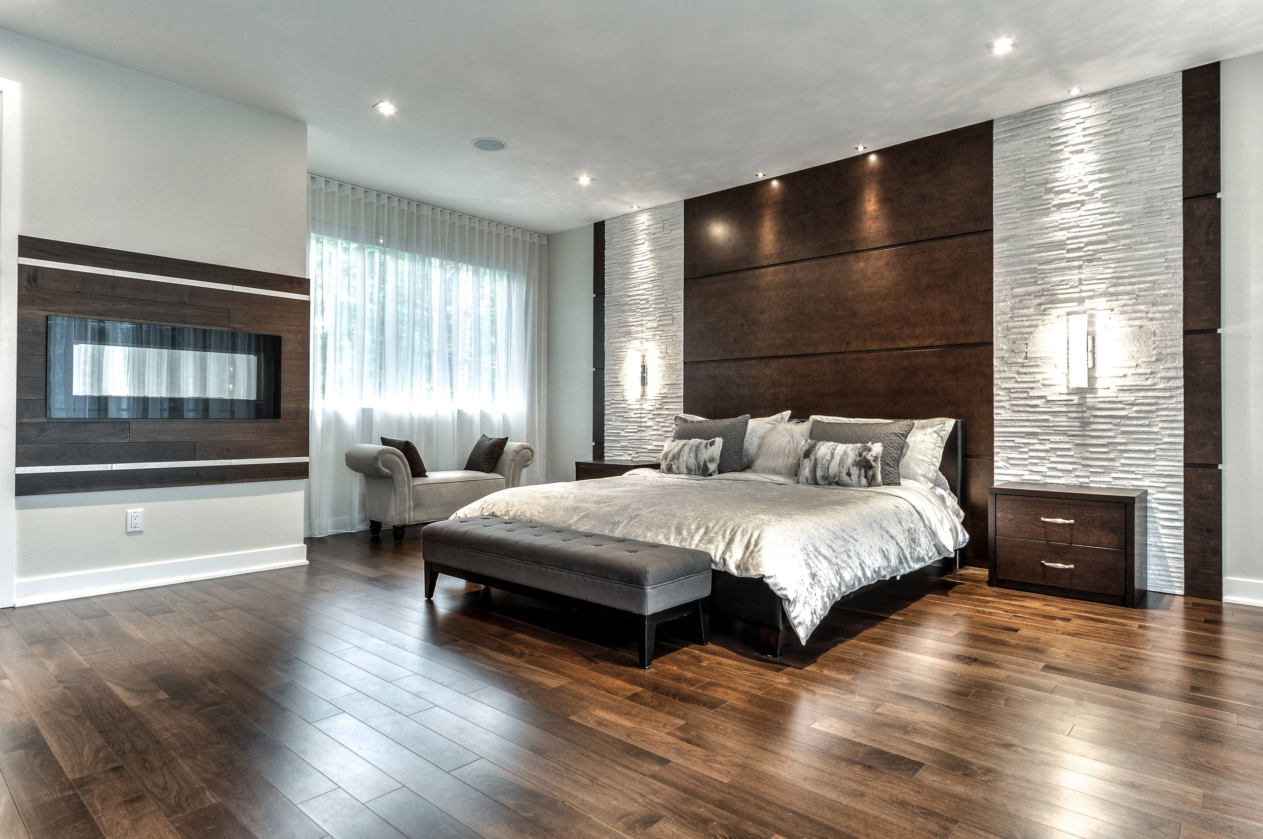 9 Beautiful Huge Modern Bedroom Pictures & Ideas - January, 9