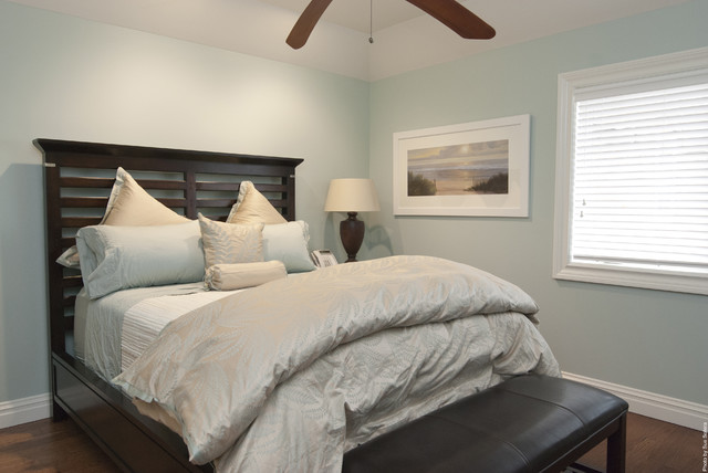 South Shore Residence contemporary bedroom