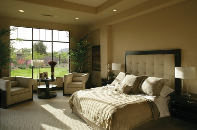 Serenity for your dreams...energy for your awakenings! contemporary bedroom