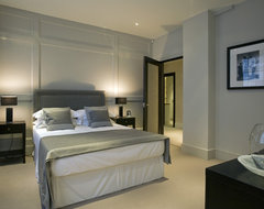 Fabulous Interior Designs, LLC contemporary bedroom