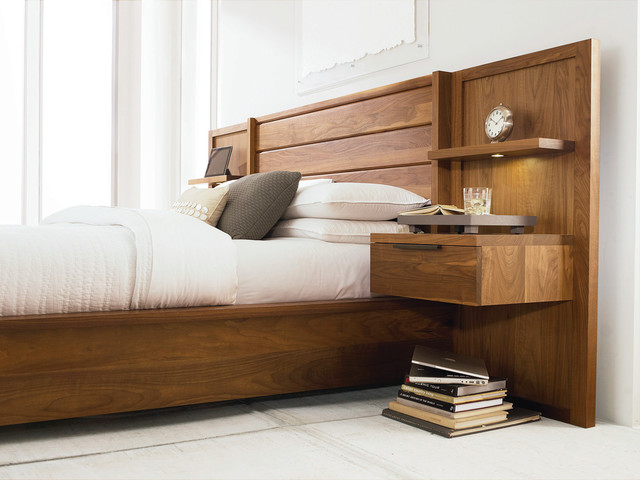 Inspiration For A Contemporary Bedroom Remodel In Toronto. Email Save.  Almira Fine Furniture