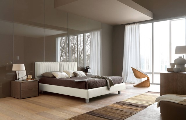 Contemporary bedroom Designer bedrooms