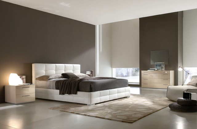Desiree Bedroom Furniture Set contemporary bedroom