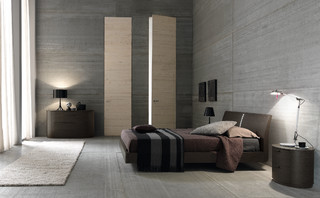 Gorgeous bedrooms by Europeo contemporary bedroom