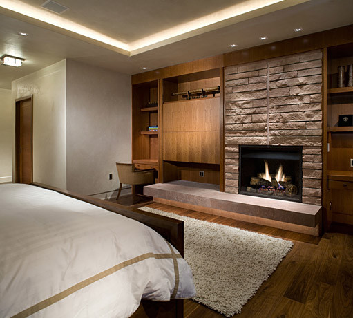 Contemporary bedroom lighting - Contemporary - Bedroom - Denver ...