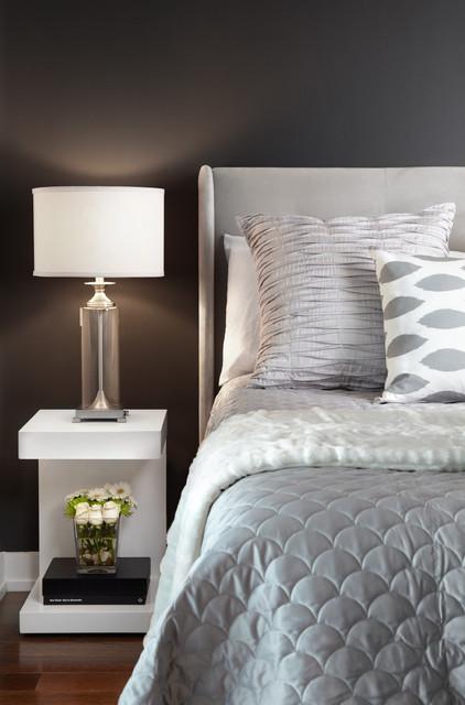 Project in Progress contemporary-bedroom