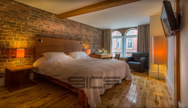 Contemporary Bedroom Liverpool Hotel Contemporary