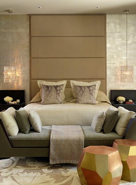 Contemporary Bedroom Interior Design: Contemporary Bedroom