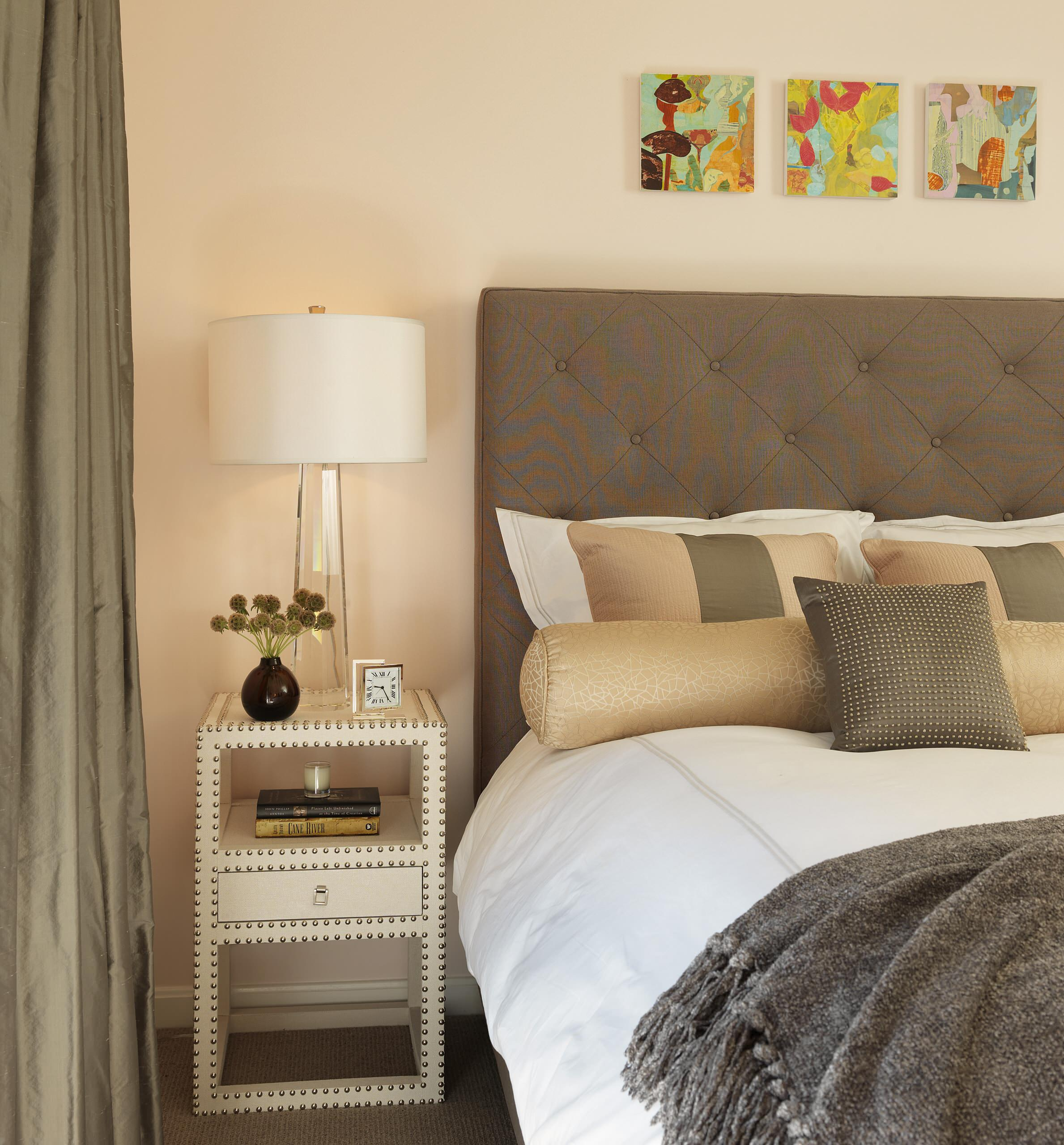 Tall Bedside Lamps Houzz