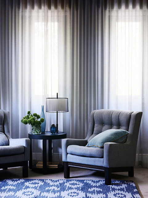 The Many Reasons To Embrace Sheer Curtains, Sheer Curtains For Living Room