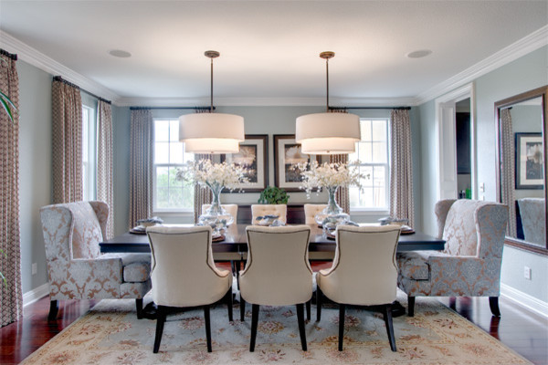 Designer\'s Touch: 10 Divine Dining Rooms