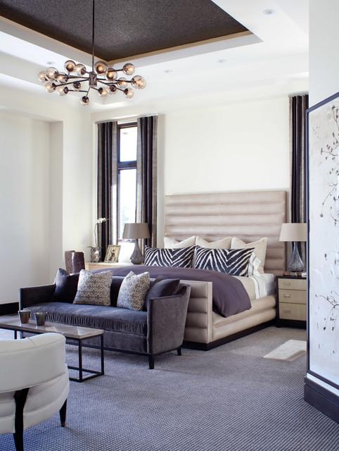 Contemporary Haven contemporary-bedroom