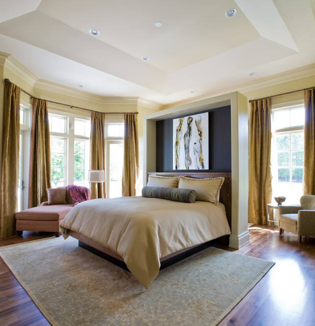 Contemporary Contemporary Bedroom