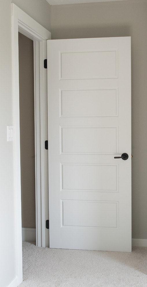 Contemporary Interior Doors Contemporary Bedroom Other By Homestead Doors Inc