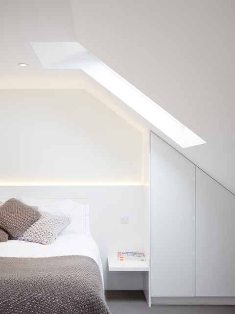 Contemporary Loft Extension In South West London