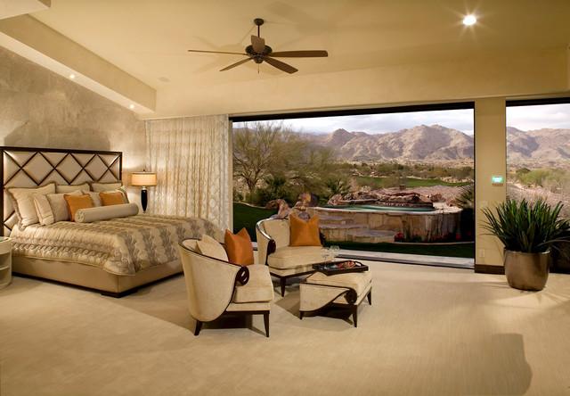 Big Horn Country Club contemporary-bedroom