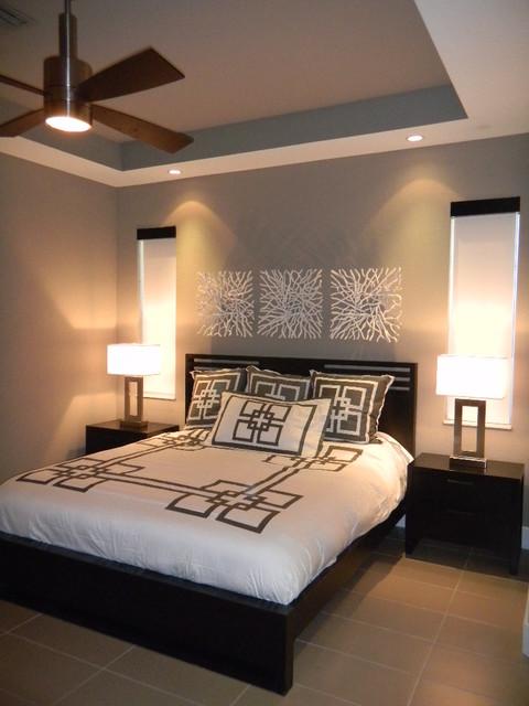 Contemporary Master Bedroom contemporary-bedroom