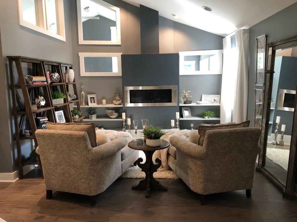 Contemporary Master Suite Retreat