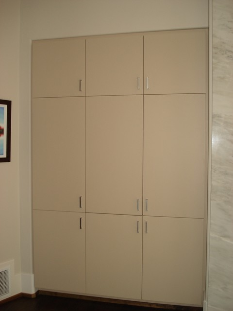 Contemporary Painted Cabinets