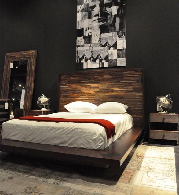 Contemporary Furniture Bed: Contemporary Platform Beds
