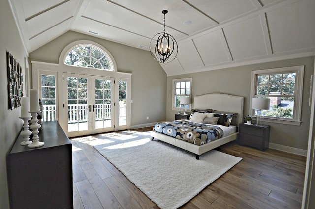 Contemporay Bedroom Traditional