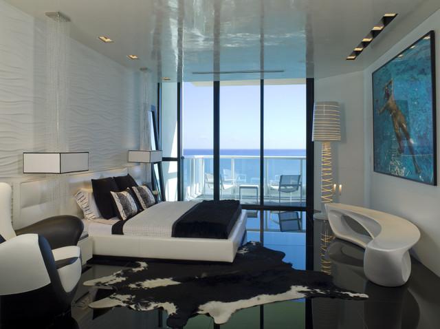 Continuum Modern Bedroom Miami By Nieto Design Group