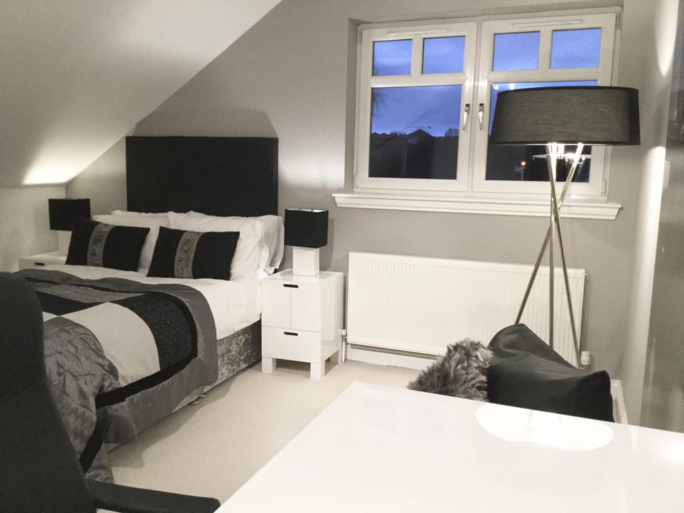 cool dude teen boys rooms  contemporary  bedroom