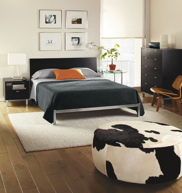 Copenhagen Bed Contemporary Bedroom Minneapolis by