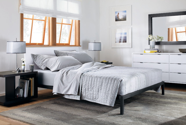 Copenhagen bed modern-bedroom