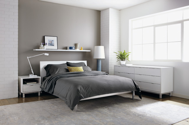 Copenhagen White Bedroom By R B Modern Bedroom Other