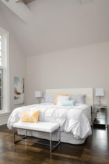 Copper Corner contemporary-bedroom