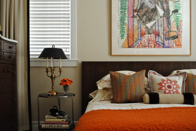 Coral Gables Residence eclectic-bedroom
