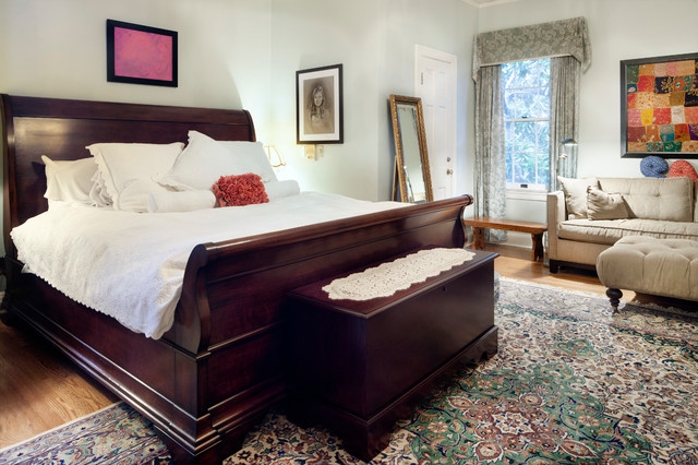 Cord Shiflet Old Enfield traditional-bedroom