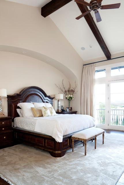 Cord Shiflet Spanish Oaks Estate traditional-bedroom