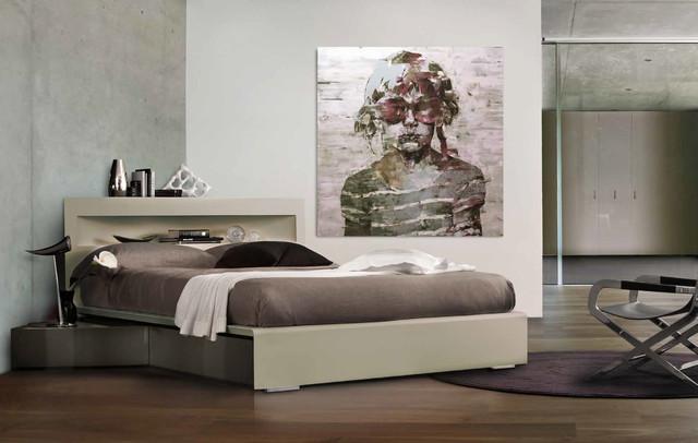corner bed in nebraska furniture m detailspage mart rochester black full