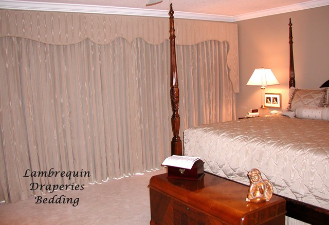 Cornice boards traditional bedroom other by the for Bedroom cornice design
