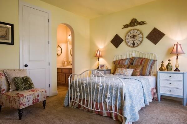 Cortona Bedroom by Sitterle Homes traditional-bedroom
