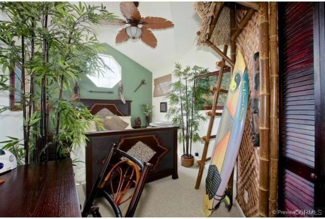 Costa Mesa Addition & Remodel tropical-bedroom