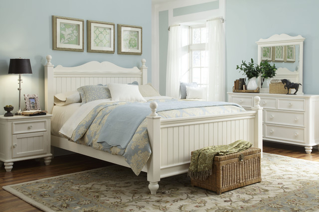 Cottage Bedroom Traditional Bedroom