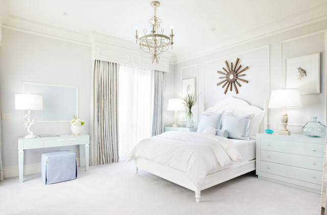 Cottage House Collection Redford House Bedroom Contemporary Bedroom New York By