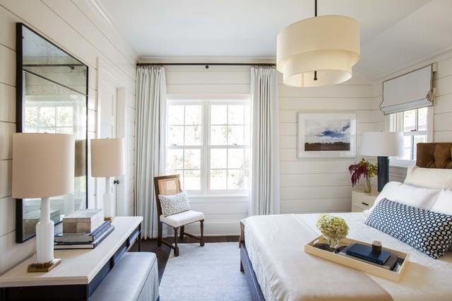 cottage style guest home - klassisch modern - schlafzimmer, Schlafzimmer ideen