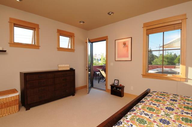 Cottonwood Residence modern-bedroom